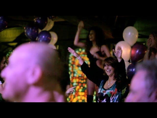 Sandy's Birthday Flash Mob @ The Abbey - West Hollywood