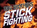 Dog Brothers: WARNING: Stick fighting IS Dangerous... Image 2