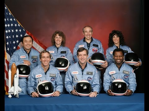 30 years ago 1-28-86 Space Shuttle Challenger Explosion