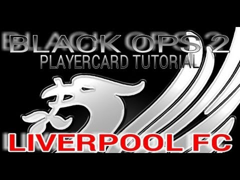 Black Ops 2: Playercard: Liverpool FC - Liverbird.