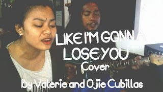 Like I'm Gonna Lose You COVER -Meghan Trainor feat. John Legend