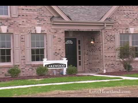 The Lakewood Home Model - Pittsburgh Custom Homes
