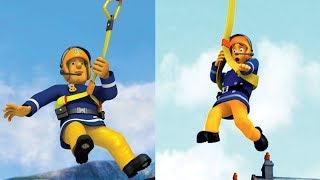 Fireman Sam US NEW Episodes | Pontypandy in the Park - 5 Full Episodes | Cartoons for Children
