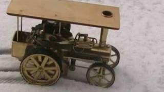 Tracteur de Neige