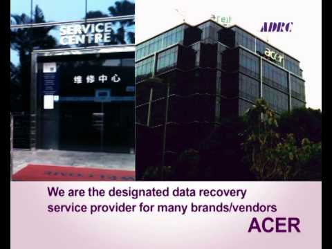 Adroit Data Recovery Centre Coporate Video