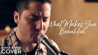 Watch Boyce Avenue What Makes You Beautiful video