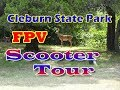Cleburne State Park, Texas [Official FPV Scooter Tour]