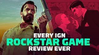 Evolution Of Rockstar Games 1997 - 2018