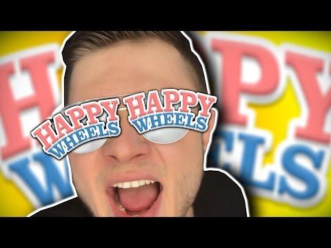 ЧТО-ТО НОВЕНЬКОЕ В ХЭППИ ВИЛС -  - Happy Wheels с ФРОСТОМ