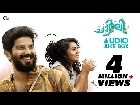 Charlie Malayalam Movie Songs Jukebox| Dulquer Salmaan ,Parvathy |Official