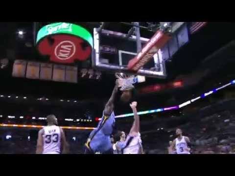 Top 10 NBA Plays: March 29th