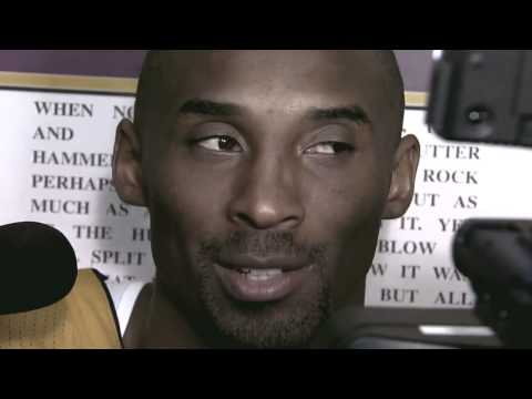 Kobe Bryant - The Vigorous Worker