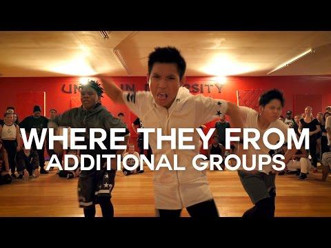 Missy Elliott - WTF (Where They From) ADDITIONAL GROUPS @_TriciaMiranda Choreography | @TimMilgram