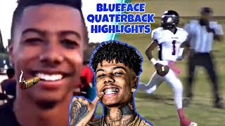 BLUEFACE - QB FOOTBALL HIGHLIGHTS ARLETA FOOTBALL