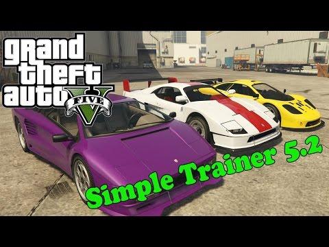 Simple Trainer 5.2