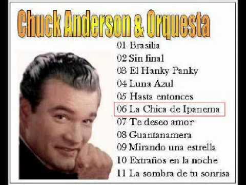 Chuck Anderson 06 La Chica de Ipanema