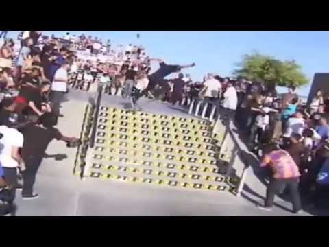 Best skateboarding tricks ever 2012 HD