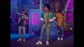 In Living Color Fly Girls Dance to Bruno Mars Fine