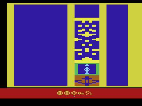 LP Quickie: Raiders of the Lost Ark (Atari 2600) with TheKholdOne! (1/2)
