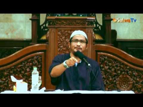 Adab Berpakaian Muslim Dan Muslimah Ustadz Abdullah Taslim,MA