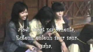 """Lagu Sunda """"EUIS"""""""