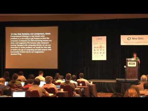 Image from DjangoCon 2012 Keynote - Selena Deckelmann