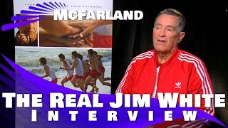 Coach Jim White  Interview for McFarland starring Kevin Costner