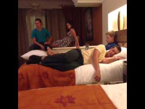 Guys Vs Girls Farting video