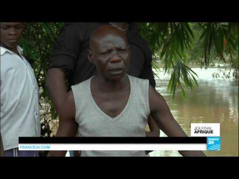 RD Congo - Kinshasa sous les eaux. Les plus graves inondations de ces dernières années