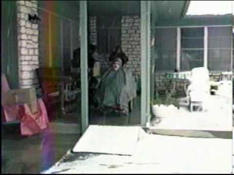 1985 Snow in San Antonio, Texas, Part 1