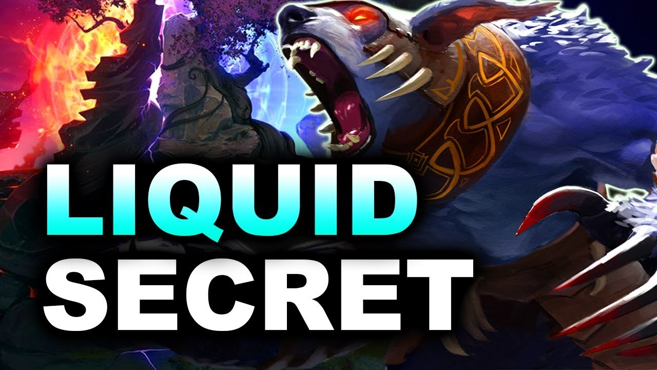 LIQUID vs SECRET - WINNERS FINAL - DREAMLEAGUE 9 MINOR DOTA 2