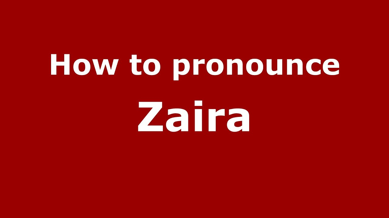 How to Pronounce Portuguese