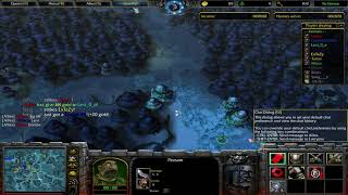 Warcraft 3: TFT [Custom] #755 Farmers vs Hunters s2 0.21 - Rychle rozhodnutá hra