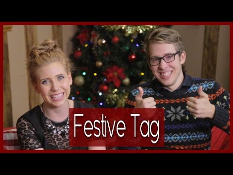 Festive Tag With Evan Edinger Collabmas Day 18