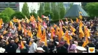 Lá cờ vàng ba sọc đỏ nghĩa là gì  SUB  DEU + ENG   YouTube