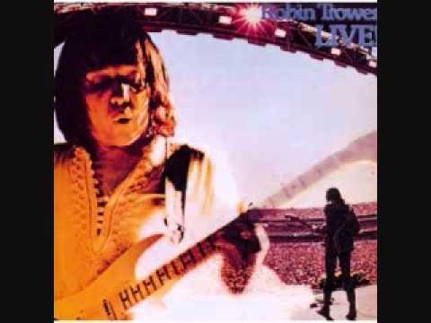 Robin Trower - Alethea(Live) 1975- Sweden