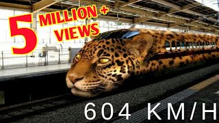 Top 10 Fastest Trains in The World 2019