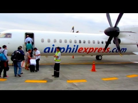 PINOY TRAVEL Ep.16 : AirPhil Express Flight - Manila to Naga | Part 1/2 |