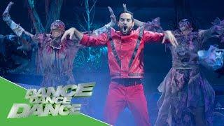 Achmed danst op 'Thriller' van Michael Jackson | Dance Dance Dance