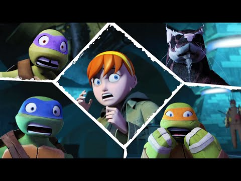 TMNT: 'Season 2 Finale' Trailer | Nick