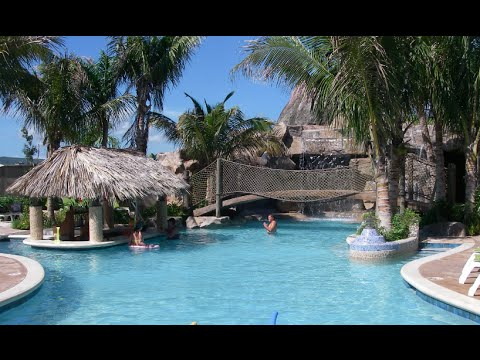 Margaritaville in Falmouth Jamaica with Waterfall...