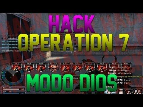 Hack op7 2013 Modo dios actualizado (PARCHADO)