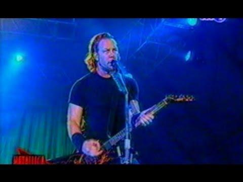 Metallica - Bucharest, Romania [1999.06.09] Full Concert