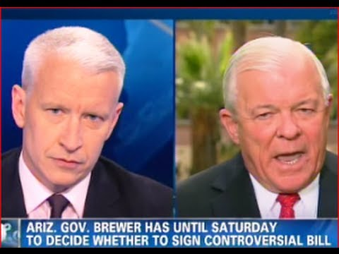 Anderson Cooper Humiliates Anti Gay Rep. On Cnn