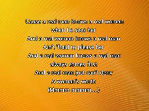 Alicia Keys - A Woman's Worth, Lyrics In Video