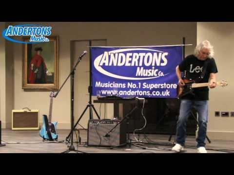 Andertons Presents - An Albert Lee Masterclass