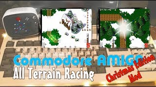 Commodore Amiga -=All Terrain Racing - Christmas Edition Mod=-