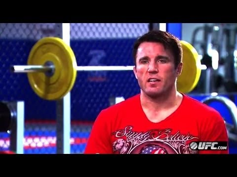 UFC 167: Chael Sonnen Pre-Fight Interview