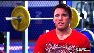 UFC 167: Chael Sonnen Pre-Fight Interview