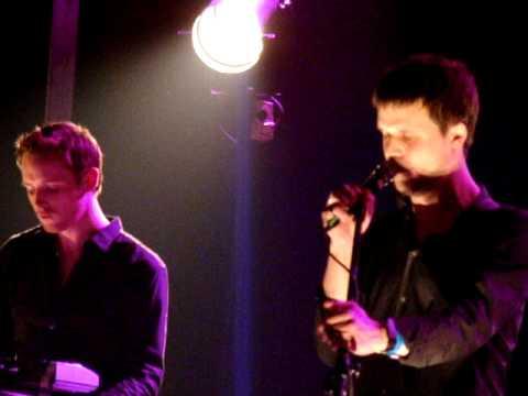 White Lies - You Still Love Him live Warszawa 07.02.2010 Stodoła